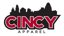 Cincy Apparel Logo