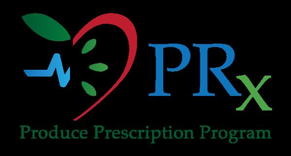PRx Produce Prescription Program Logo
